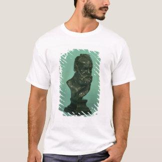 Porträtkopf von Victor Hugo (1802-85) (Bronze) T-Shirt