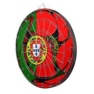 Portugal #1 dartscheibe