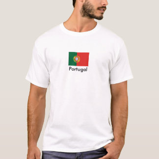 Portugal-Flagge T-Shirt