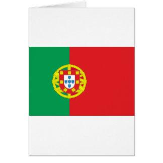 PORTUGAL GRUßKARTE