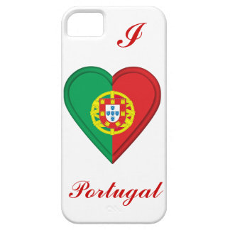 Portugal-Portugiese-Flagge iPhone 5 Etuis