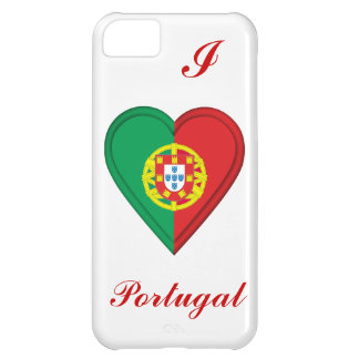 Portugal-Portugiese-Flagge iPhone 5C Hülle