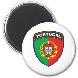 Portugal Runder Magnet 5,7 Cm