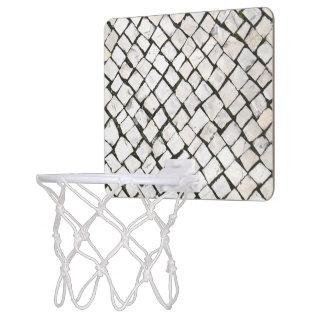 Portugiesischer Bürgersteig/Calçada Portuguesa Mini Basketball Netz
