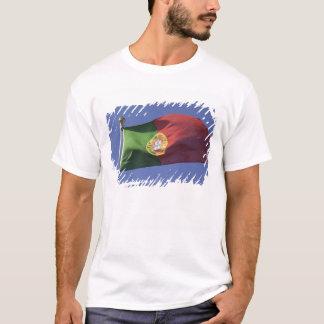 Portugiesischer Flagge Rf) T-Shirt