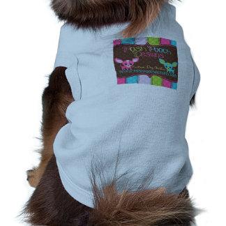Posh Hündchen entwirft XS HundeT - Shirt Ärmelfreies Hunde-Shirt