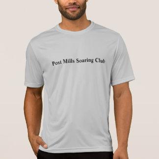Posten mahlt hochfliegenden Verein T-Shirt