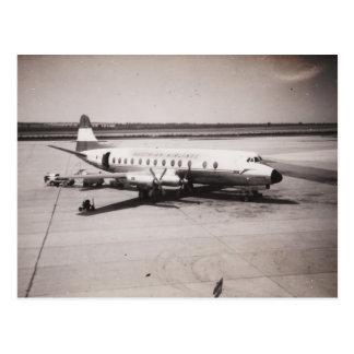 "Postkarte ""Austrian Airlines """
