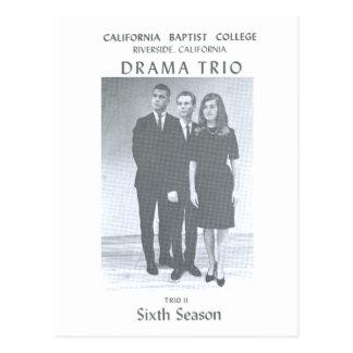 Postkarte des Trio-II