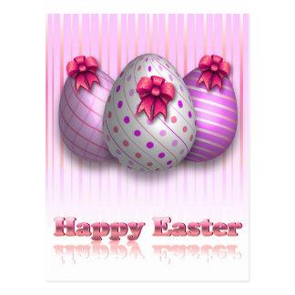 Postkarte fröhliche Ostern
