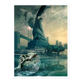 Postkarte / Kraft der Gezeiten / By Gorniak