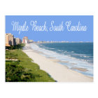 Postkarte Myrtle Beach, South Carolina
