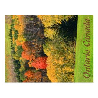 Postkarte Ontarios Kanada