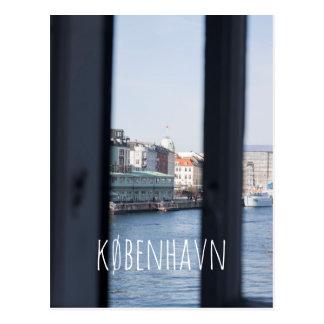 Postkarte von København (Kopenhagen)