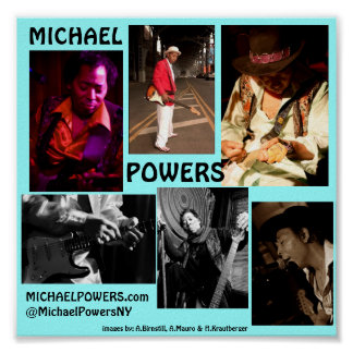 POWER-COLLAGE POSTER