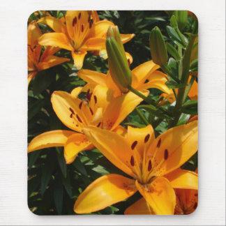 Prachtvolle Lilien Mauspads
