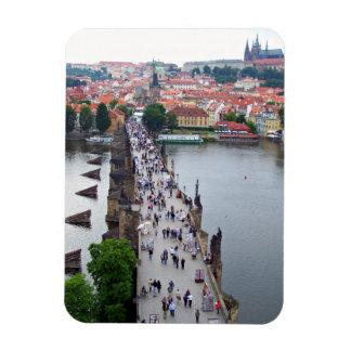 Prag-Ansicht Flexible Magnete