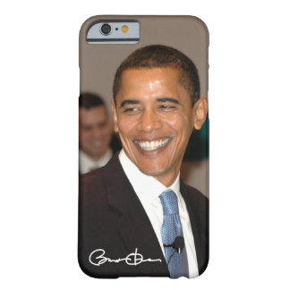 Präsident Barack Obama Barely There iPhone 6 Hülle