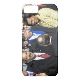 Präsident Barack Obama iPhone 8/7 Hülle