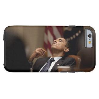 Präsident Barack Obama Tough iPhone 6 Hülle