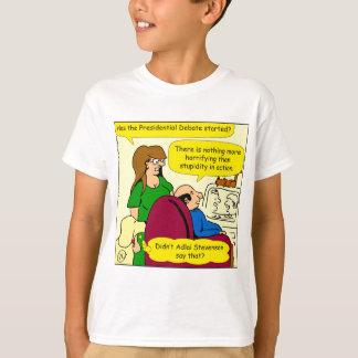 PräsidentenCartoon der debatte 789 T-Shirt