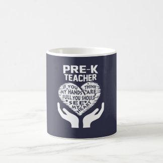 Pre-K Lehrer Tasse