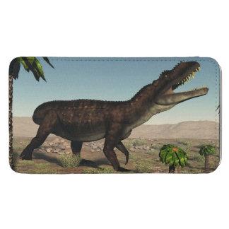 Prestosuchus Dinosaurier - 3D übertragen Handytasche