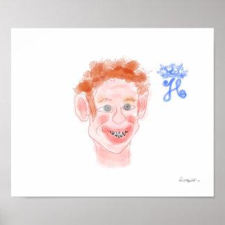 Prinz Harry Parody Poster