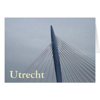 Prinz Klaus Bridge, Utrecht Karte