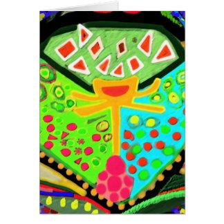 Prinzen Dianna Diamond Heart Karte