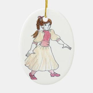 Prinzessin Christmas Ornament