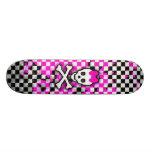 Prinzessin Skull Girls Skateboard Individuelle Decks