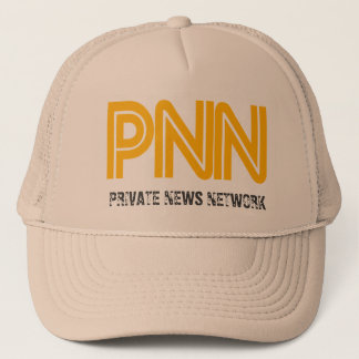 Private Nachrichten-Netz-Kappe Truckerkappe