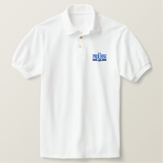 Pro Urbe embroidered polo shirt