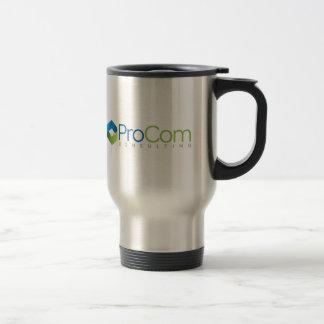 ProCom, das rostfreie Reise-Tasse konsultiert Reisebecher
