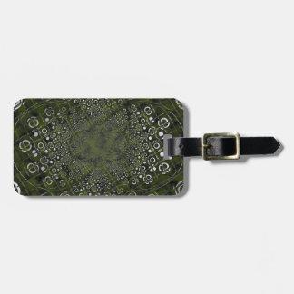 Produkte mit Fraktal-Bild Kofferanhänger