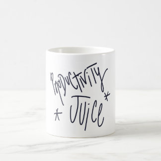 Produktivitäts-Saft - Tasse