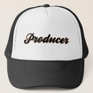 Produzent-Baseball-Art Truckerkappe