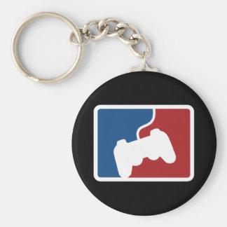 ProGamer Standard Runder Schlüsselanhänger