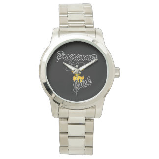 Programmierer-Küken #4 Armbanduhr