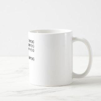 Programmierung Kaffeetasse