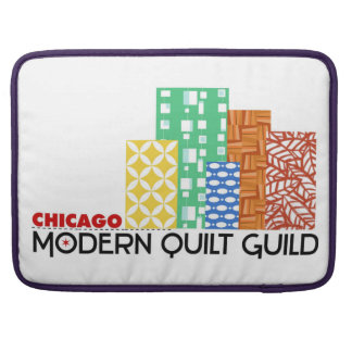 Prohülsen Chicagos MQG Macbook Sleeve Für MacBooks