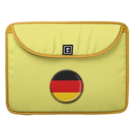 Prohülsen Deutschlands Macbook Sleeve Für MacBooks