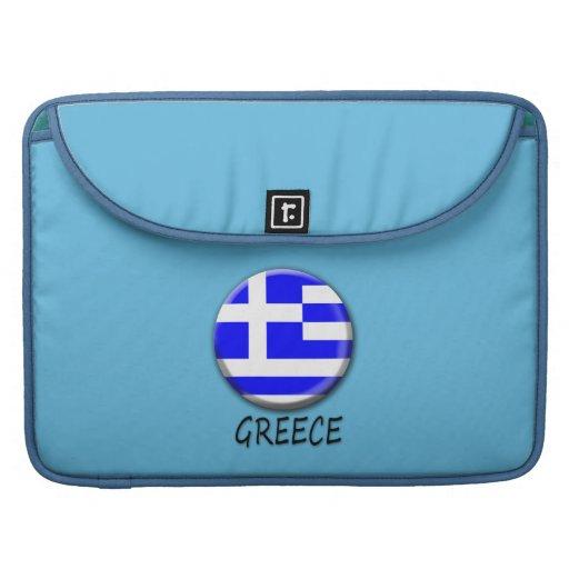 Prohülsen Griechenlands Macbook MacBook Pro Sleeve