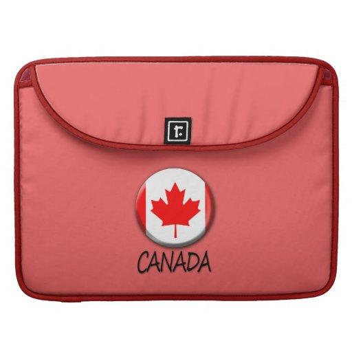 Prohülsen Kanadas Macbook Sleeves Für MacBook Pro