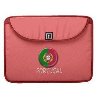 Prohülsen Portugals Macbook MacBook Pro Sleeves