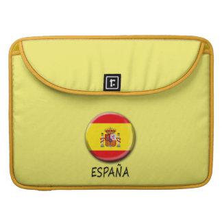 Prohülsen Spaniens Macbook Sleeves Für MacBooks