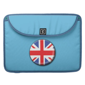 Prohülsen Vereinigten Königreichs Macbook Sleeves Für MacBook Pro
