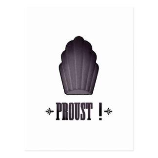 Proust! Postkarte