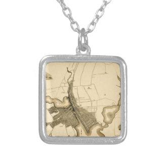 Providence 1823 versilberte kette